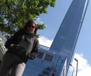 chile, santiago, and rascacielos image