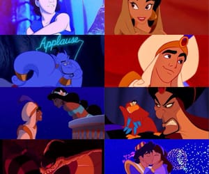 aladdin, classic, and Collage image