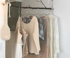 beige, clothes, and soft image