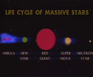 space, stars, and astronomy image