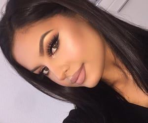 beauty, hair, and lips image