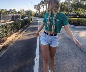 outfit, summer, and goals image