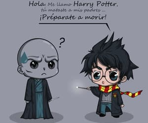 divertido, harry potter, and frases español image