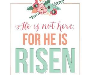 easter, hope, and jesus image