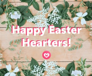 easter, happy easter, and spring image