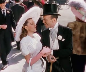easter, fred astaire, and judy garland image