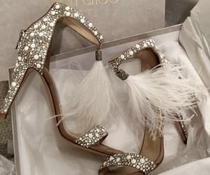 shoes, heels, and Jimmy Choo image