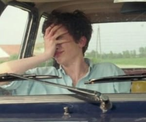 crying, elio, and timothee chamalet image