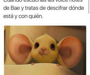 bae, frases, and frases en español image