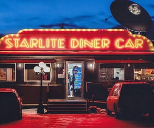 80s, cool, and diner image