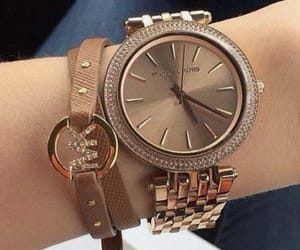 Michael Kors, watch, and accessories image