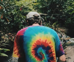 boy, colorful, and nature image