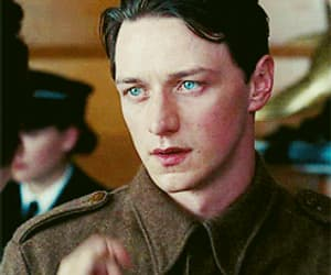 atonement, gif, and james mcavoy image