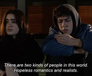 quotes, stuck in love, and lily collins image