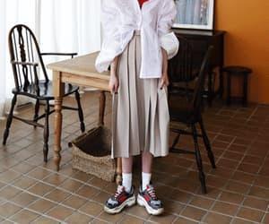 asian fashion, kfashion, and gif image