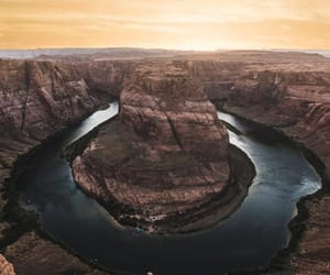 canyon, dreamy, and nature image