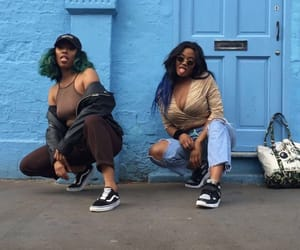 melanin, black beauty, and fashion image