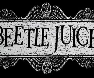 beetlejuice, beetle juice, and tim burton image