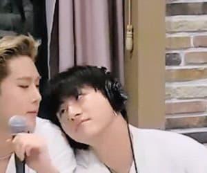 gif, jooheon, and i.m image