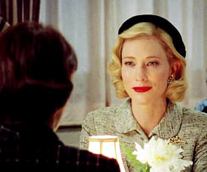 carol, cate blanchett, and gif image
