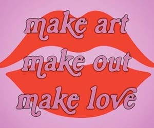 love, art, and quotes image