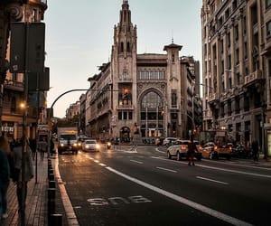 city, Barcelona, and beautiful image