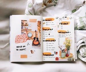 art, inspiration, and orange image