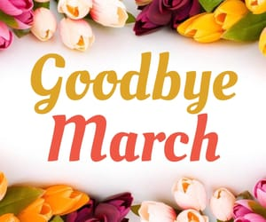 march and month image
