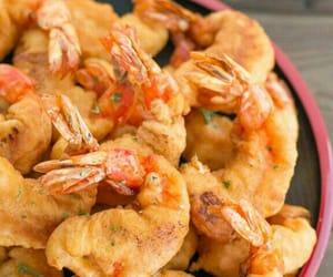 shrimp, prawns, and crunchy image