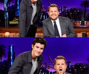 james corden and shawn mendes image