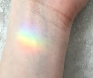arm, light, and color image