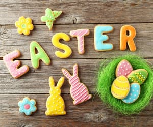 easter and bunny image