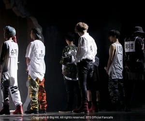 bts, kim seokjin, and kim taehyung image