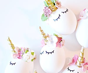 easter eggs, spring, and cute easter eggs image