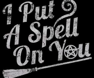 magic, quotes, and witch image
