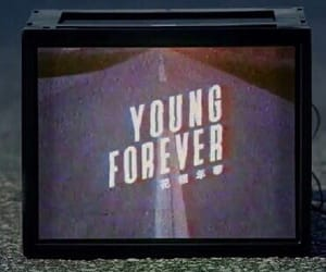 bts, young forever, and jimin image