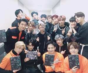 got7 and stray kids image