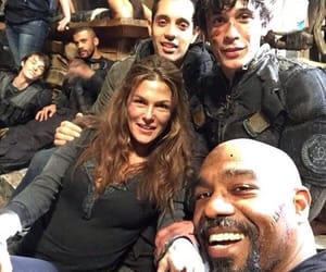 pike, abby griffin, and bob morley image