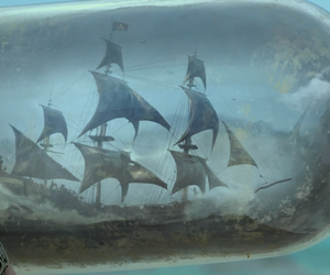 beautiful, bottle, and jack sparrow image