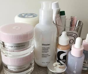 aesthetic, glossier, and beauty image