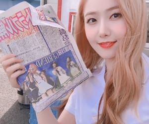 gfriend, kpop, and sinb image