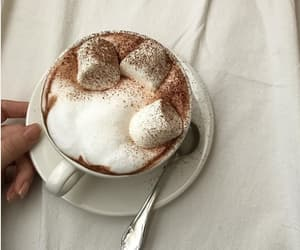cozy, cup, and hot cocoa image