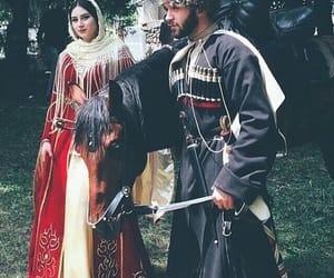 boy, caucasus, and costume image