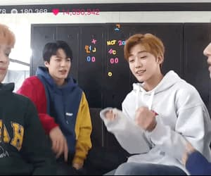 gif, go, and nct dream image