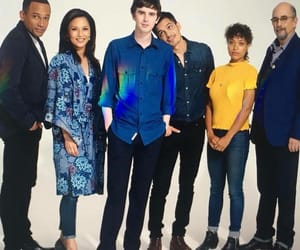 cast, Freddie, and the good doctor image
