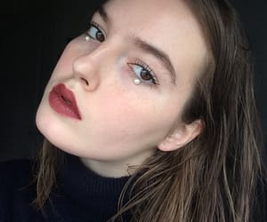 arts, cool, and maquillage image