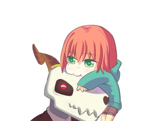 anime, mahoutsukai no yome, and anime girl image