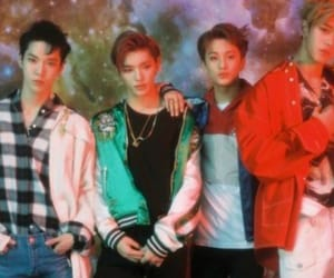 mark, lucas, and taeyong image