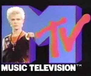 mtv, 80s, and music image