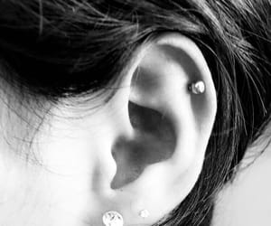 pearcing, earpearcing, and arete image